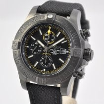 Breitling Super Avenger II Steel 48mm Black United States of America, Ohio, Mason