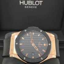 Hublot Classic Fusion 45, 42, 38, 33 mm Rose gold United States of America, California, Los Angeles