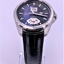 TAG Heuer Grand Carrera Steel Black No numerals United States of America, Florida, Fort Lauderdale