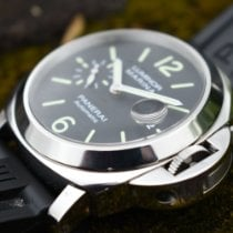 Panerai Luminor Marina Automatic Steel 44mm Black Arabic numerals United States of America, Hawaii, Honolulu