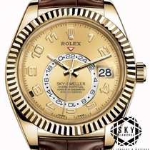 Rolex Yellow gold 42mm Automatic 326138 new