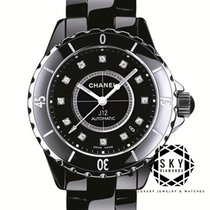 Chanel Ceramic 38mm Automatic H5702 pre-owned
