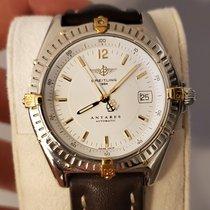 Breitling Antares Stahl Weiß