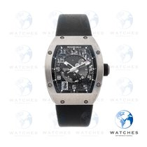 Richard Mille White gold 38mm Automatic RM005 pre-owned United States of America, New York, New York