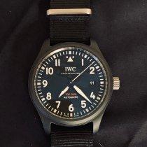 IWC Pilot Chronograph Top Gun Ceramic 41mm Black Arabic numerals United States of America, Tennesse, BRENTWOOD