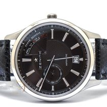 Zenith Captain Power Reserve 03.2120.685/22.C493 2016 pre-owned