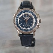 Patek Philippe World Time Chronograph 5930G-001 New White gold 39.5mm Automatic