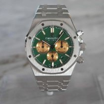 Audemars Piguet 26332PT.OO.1220PT.01 Платина 2020 Royal Oak Chronograph 41mm новые