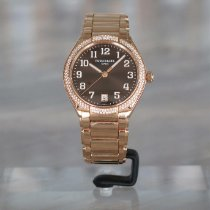 Patek Philippe Twenty~4 Rose gold 36mm Brown Arabic numerals