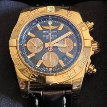 Breitling Chronomat 44 Ouro rosa 44mm Preto Sem números Portugal, LISBOA