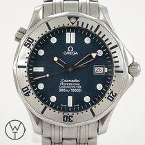 欧米茄 Seamaster Diver 300 M 钢 41mm