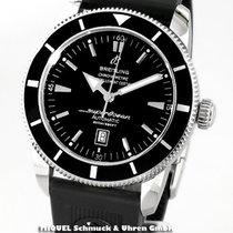 Breitling Superocean Héritage 46 Acier 46mm Noir