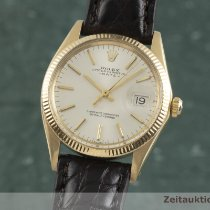 Rolex Remontage automatique Argent 34mm occasion Oyster Perpetual Date