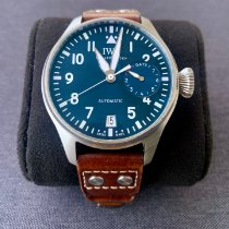 IWC Big Pilot Steel 46mm Blue Arabic numerals Thailand, Pattaya City