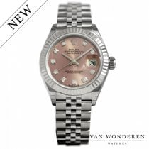 Rolex Lady-Datejust Staal 28mm Roze Nederland, Purmerend
