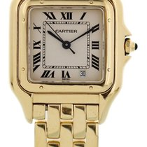 Cartier Panthère Yellow gold 27mm White United States of America, New York, New York