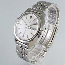 Seiko Grand Seiko Steel 37mm Silver No numerals