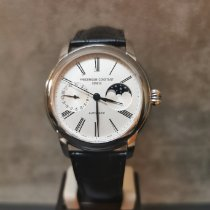 Frederique Constant FC-712MS4H6 Steel 2019 Manufacture Classic Moonphase 42mm new