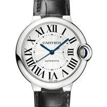 Cartier Ballon Bleu 36mm neu 2021 Automatik Uhr mit Original-Box und Original-Papieren W69017Z4