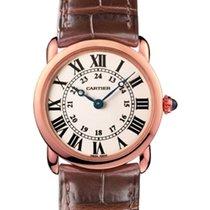 Cartier Ronde Louis Cartier Roségold 29mm Weiß Deutschland, Bamberg