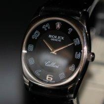 Rolex Cellini Danaos White gold Black Arabic numerals United States of America, New Jersey, Long Branch