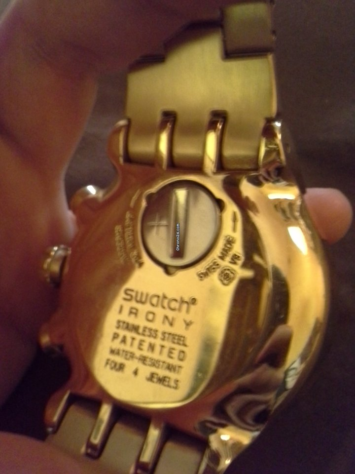 Swatch James Bond Goldfinger Oddjob