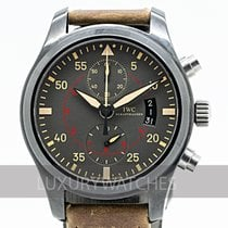 IWC Pilot Chronograph Top Gun Miramar Ceramic 44mm Black