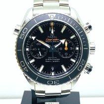 Omega Seamaster Planet Ocean Chronograph Steel