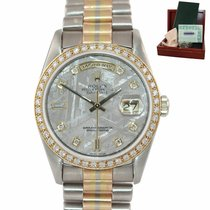 Rolex White gold 36mm United States of America, New York, Huntington
