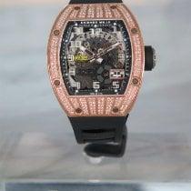 Richard Mille RM 029 Oro rosa 48mm Transparente Arábigos