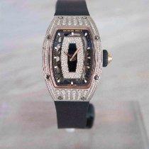 Richard Mille RM 07 Керамика 45.66mm Прозрачный Без цифр