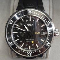 Oris ProDiver GMT 01 748 7748 7154-07 4 26 74TEB Nové Titan 49mm Automatika
