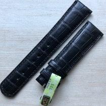 A. Lange & Söhne Parts/Accessories new Crocodile skin Black