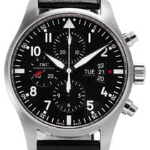 IWC Pilot Chronograph Steel 43mm