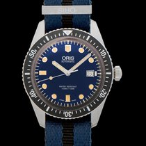 Oris Divers Sixty Five Steel 42mm Blue United States of America, California, Burlingame