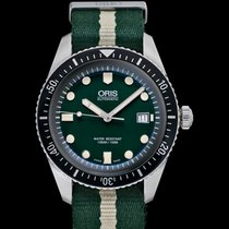 Oris Divers Sixty Five 01 733 7720 4057-07 5 21 24FC new