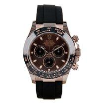 Rolex Daytona nuevo 2020 Automático Cronógrafo Reloj con estuche y documentos originales 116515ln