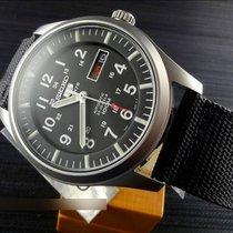 Seiko 5 Sports Steel 42mm Black Arabic numerals