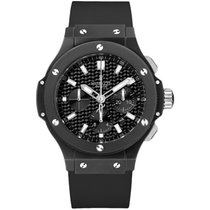 Hublot Big Bang 44 mm Cerâmica 44mm Preto Sem números