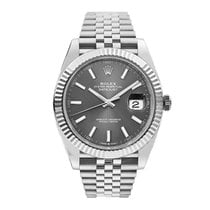 Rolex 126334 Steel Datejust 41mm pre-owned United States of America, New York, New York