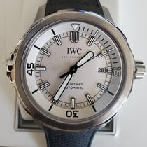 IWC Aquatimer Automatic Steel 42mm Silver No numerals United States of America, Pennsylvania, CLARKS SUMMIT