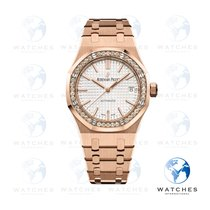 Audemars Piguet 15451OR.ZZ.1256OR.01 Rose gold 2019 Royal Oak Lady 37mm new United States of America, New York