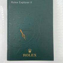 Rolex Explorer II folosit