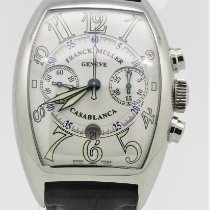 Franck Muller Casablanca 8880 C DT Very good Steel Automatic