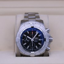 Breitling Super Avenger Steel 48mm Black United States of America, Tennesse, Nashville