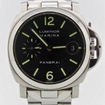 Panerai Luminor Marina Automatic Steel 40mm Black Arabic numerals United States of America, Florida, Key Biscayne