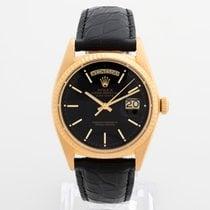 Rolex Day-Date 36 Or jaune 36mm Gris Sans chiffres