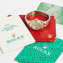 Rolex Lady-Datejust Guld/Stål 26mm Silver
