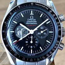 Omega 311.30.42.30.01.002 Steel 2009 Speedmaster Professional Moonwatch 42mm pre-owned United States of America, Massachusetts, Boston