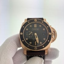 Panerai Luminor Submersible PAM 00968 New Bronze 47mm Automatic